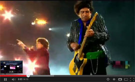 Muzică bună :-) The Rolling Stones Shred (VIDEO)